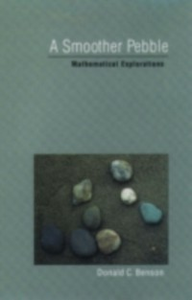 Ebook in inglese Smoother Pebble: Mathematical Explorations Benson, Donald C.