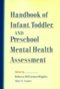 Ebook in inglese Handbook of Infant, Toddler, and Preschool Mental Health Assessment -, -