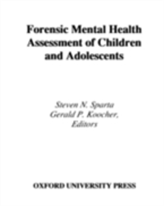 Ebook in inglese Forensic Mental Health Assessment of Children and Adolescents -, -