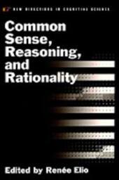 Common Sense, Reasoning, and Rationality