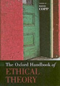 Ebook in inglese Oxford Handbook of Ethical Theory