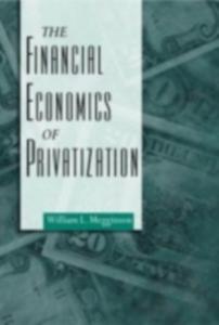 Ebook in inglese Financial Economics of Privatization Megginson, William L.