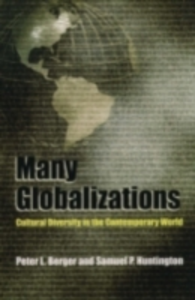 Ebook in inglese Many Globalizations Cultural Diversity in the Contemporary World L, BERGER PETER