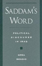 Saddam's Word Political Discourse in Iraq