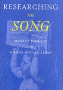 Ebook in inglese Researching the Song A Lexicon SHIRLEE, EMMONS