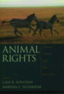 Foto Cover di Animal Rights: Current Debates and New Directions, Ebook inglese di  edito da Oxford University Press