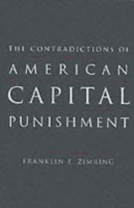 Ebook in inglese Contradictions of American Capital Punishment Zimring, Franklin E.