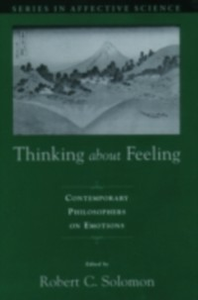Ebook in inglese Thinking about Feeling: Contemporary Philosophers on Emotions -, -