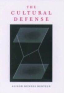 Ebook in inglese Cultural Defense Renteln, Alison Dundes
