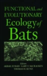 Foto Cover di Functional and Evolutionary Ecology of Bats, Ebook inglese di  edito da Oxford University Press