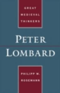 Ebook in inglese Peter Lombard Rosemann, Philipp W.