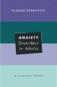 Ebook in inglese Anxiety Disorders in Adults Starcevic, Vladan