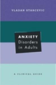 Ebook in inglese Anxiety Disorders in Adults Starcevic, Vladan