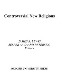Ebook in inglese Controversial New Religions