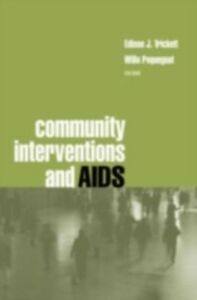 Ebook in inglese Community Interventions and AIDS