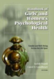 Ebook in inglese Handbook of Girls' and Women's Psychological Health
