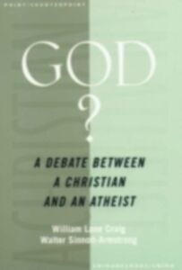 Ebook in inglese God?: A Debate between a Christian and an Atheist Craig, William Lane , Sinnott-Armstrong, Walter