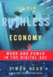 Ebook in inglese New Ruthless Economy Head, Simon