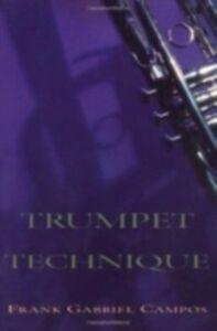 Foto Cover di Trumpet Technique, Ebook inglese di Frank Gabriel Campos, edito da Oxford University Press