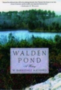 Foto Cover di Walden Pond: A History, Ebook inglese di W. Barksdale Maynard, edito da Oxford University Press