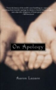 Foto Cover di On Apology, Ebook inglese di Aaron Lazare, edito da Oxford University Press