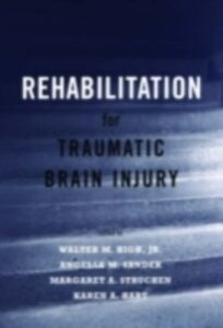 Foto Cover di Rehabilitation for Traumatic Brain Injury, Ebook inglese di  edito da Oxford University Press