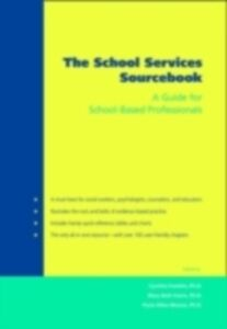 Ebook in inglese School Services Sourcebook: A Guide for School-Based Professionals