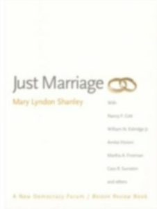 Ebook in inglese Just Marriage Shanley, Mary Lyndon