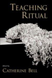 Foto Cover di Teaching Ritual, Ebook inglese di  edito da Oxford University Press