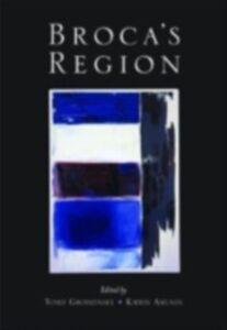 Foto Cover di Broca's Region, Ebook inglese di  edito da Oxford University Press