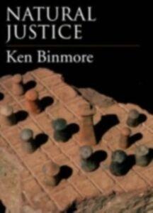 Ebook in inglese Natural Justice Binmore, Ken