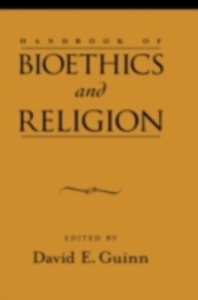Ebook in inglese Handbook of Bioethics and Religion -, -