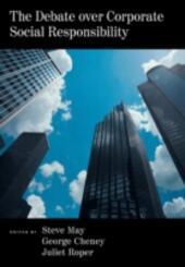 Debate over Corporate Social Responsibility