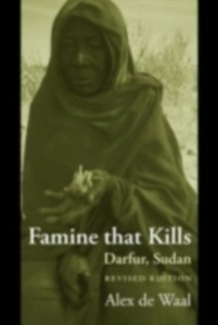 Ebook in inglese Famine that Kills: Darfur, Sudan de Waal, Alex