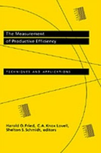 Ebook in inglese Measurement of Productive Efficiency and Productivity Growth -, -