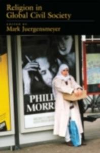 Ebook in inglese Religion in Global Civil Society -, -