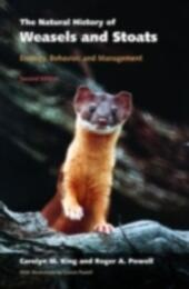 Natural History of Weasels and Stoats: Ecology, Behavior, and Management