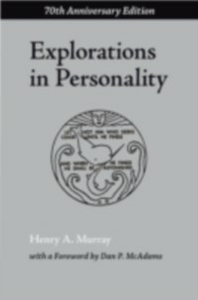 Ebook in inglese Explorations in Personality Murray, Henry A.