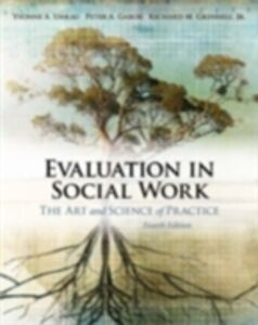 Ebook in inglese Evaluation in Social Work A, UNRAU YVONNE