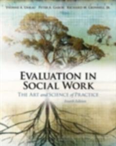 Ebook in inglese Evaluation in Social Work A, UNRAU YVONNE