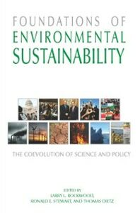 Ebook in inglese Foundations of Environmental Sustainability: The Coevolution of Science and Policy -, -