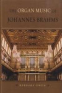 Ebook in inglese Organ Music of Johannes Brahms Owen, Barbara