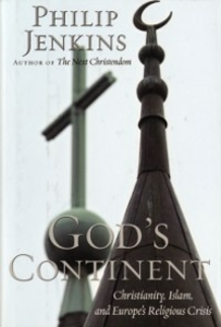 Ebook in inglese God's Continent Christianity, Islam, and Europe's Religious Crisis PHILIP, JENKINS