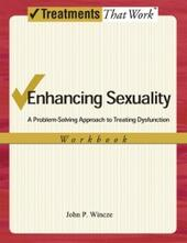 Enhancing Sexuality: A Problem-Solving Approach to Treating Dysfunction, Workbook Workbook