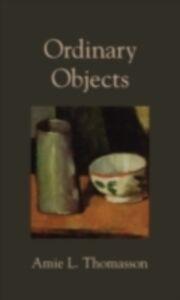 Foto Cover di Ordinary Objects, Ebook inglese di Amie Thomasson, edito da Oxford University Press