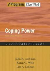 Coping Power: Child Group Facilitator's Guide