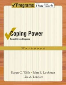 Ebook in inglese Coping Power: Parent Group Workbook 8-Copy Set Lenhart, Lisa , Lochman, John E. , Wells, Karen