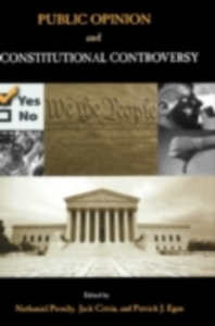 Ebook in inglese Public Opinion and Constitutional Controversy -, -