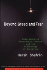 Ebook in inglese Beyond Greed and Fear Shefrin, Hersh