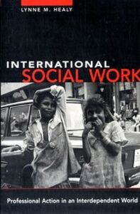 Foto Cover di International Social Work, Ebook inglese di Lynne M. Healy, edito da Oxford University Press, UK